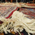 ペルシャ絨毯は玄関マットから趣味が広がりました