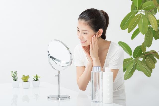 美容ブログは化粧品のレビューやメイク方法の研究を書いています