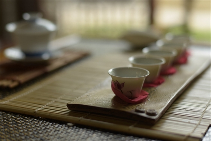 中国茶器と中国茶