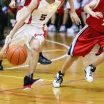 バスケットボールの人間業とは思えないプレーに感動